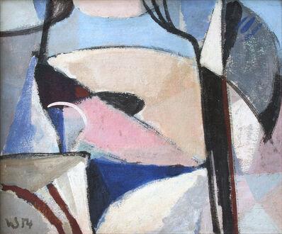 Herbert Siebner, 'Baumwinter', 1954