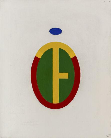 Pierre Poggi, 'Da decifrare', 2004