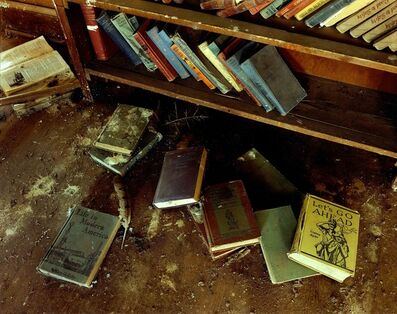 Steve Fitch, 'The Floor Of A School In McAlister, Eastern New Mexico, January 6', 1994