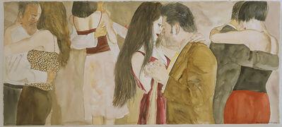 David Remfry, 'Dancers I', 2006