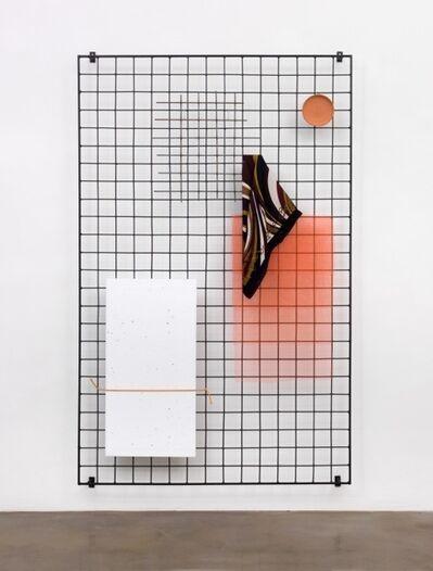 Eva Berendes, 'Grid (Scarf)', 2013