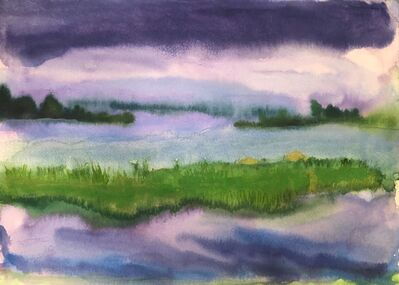 Kathryn Lynch, 'Purple Haze', 2019