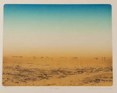 Tim Storrier, 'Mirage (Lake Eyre & Beyond Suite)', 2002
