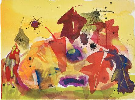 Dana Schutz, 'Paris', 2003