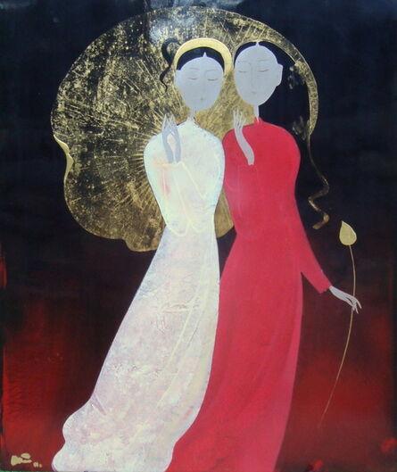 Dinh Quan, 'Sisters', 2011