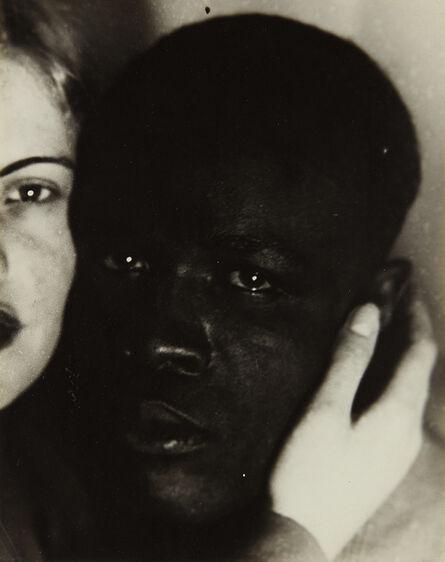 Erwin Blumenfeld, 'Black and White, Amsterdam', 1933