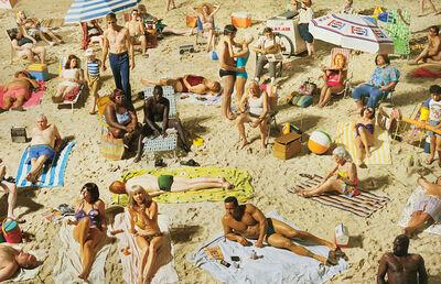 Alex Prager, 'Crowd #3 (Pelican Beach)', 2013