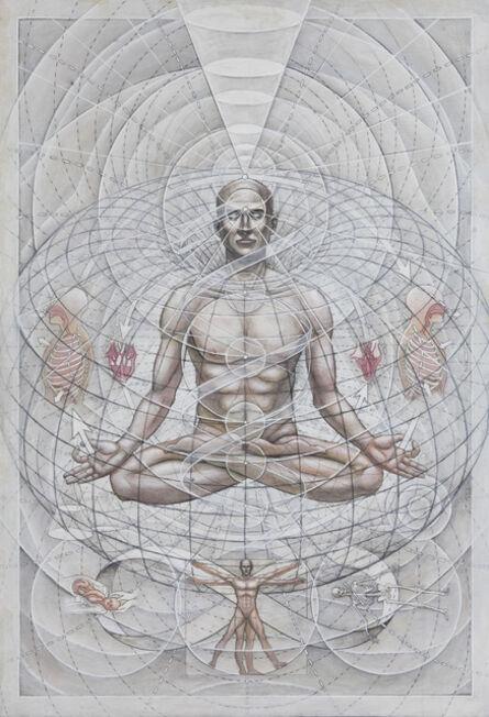 Casey Cripe, 'Human Body-Mind (v.1.1)', 2015