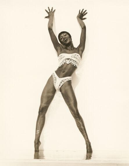 Herb Ritts, 'Naomi (Bikini 1)', 1992
