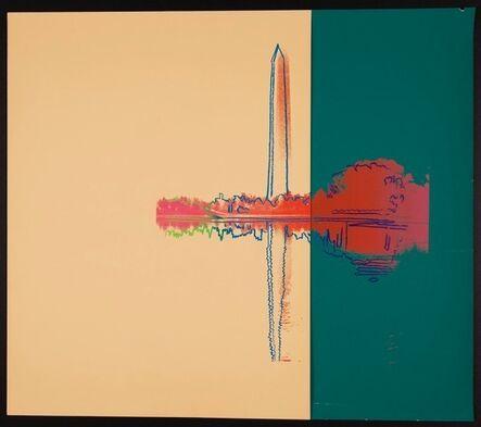 Andy Warhol, 'Washington Monument Collage', 1974