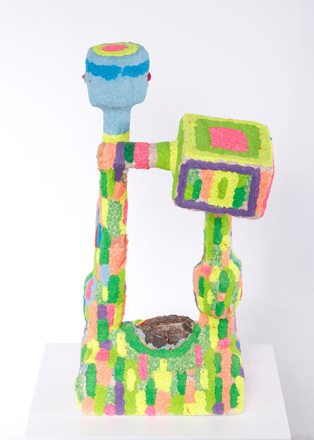 Mohammed Ahmed Ibrahim, 'Bouquet 2', 2018