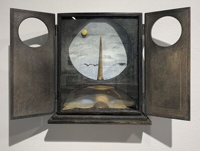 Elspeth Halverson Vevers, 'Alone', 2013