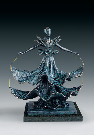 Salvador Dalí, 'Dalinian Dancer',  Conceived in 1949-First cast in 1984