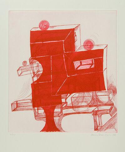 Joanne Greenbaum, 'Untitled', 2004