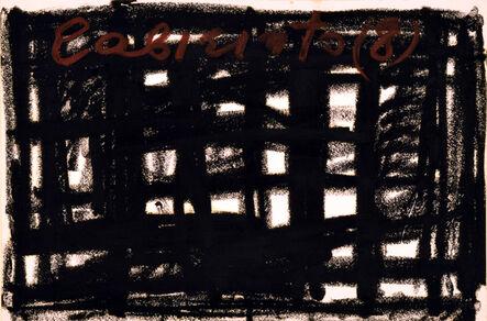 Jannis Kounellis, 'Untitled (Labyrinth 8)', 2002