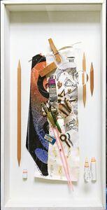 Mary Bauermeister, 'Studio Leftover Fetish, 1953', 1967
