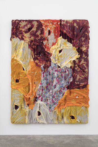 Kevin Beasley, 'Untitled (Dyed)', 2017