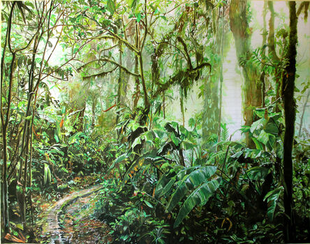 Ahmet Duru, 'Hidden Paradise', 2015