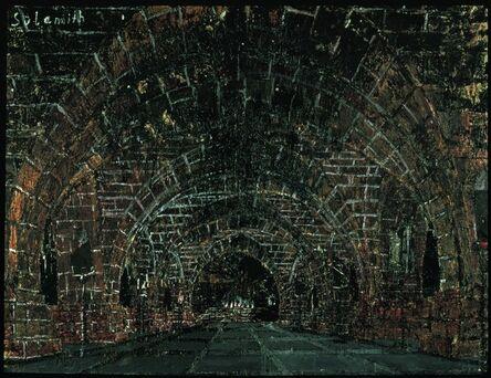 Anselm Kiefer, 'Sulamith', 1983