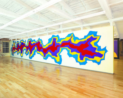 Sol LeWitt, 'Wall Drawing #958', 2000