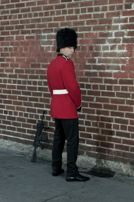 """Nick Stern, '""""Queen's Guard"""" - Limited Edition Fine Art Print', 2015-2020"""