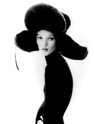 Steven Klein, 'Girl with Hat: Kate Moss', 1993