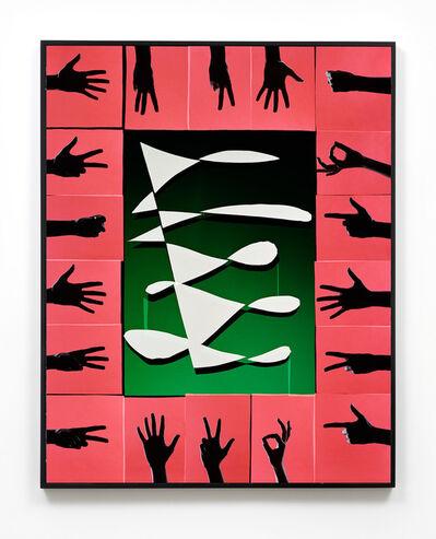 Hannah Whitaker, '18 Hands', 2017