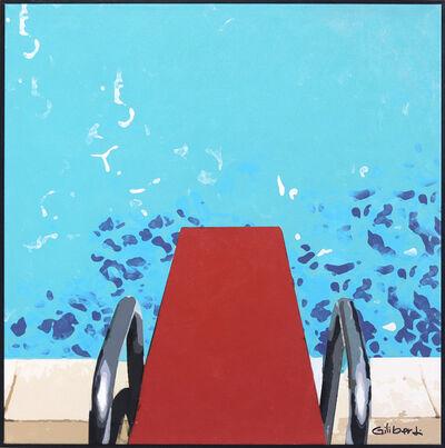 Michael Giliberti, 'Deep End Dive Red', 2020