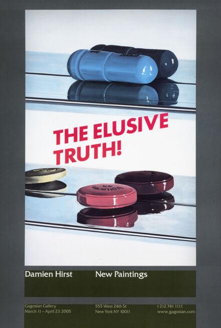 Damien Hirst, 'The Elusive Truth', 2005