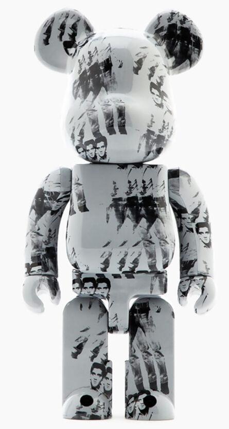 Andy Warhol, 'Warhol Elvis Be@rbrick 400% (Andy Warhol Bearbrick)', 2021