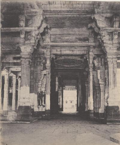 Linnaeus Tripe, 'The Great Pagoda, Munduppum, Madura, India', 1858