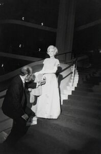 Garry Winogrand, 'Opening night, Metropolitan Opera House, Lincoln Center, New York', 1967