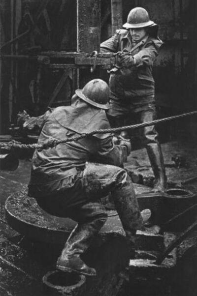 Sergey Petrukhin, 'Samotlor. Drillers', 1968