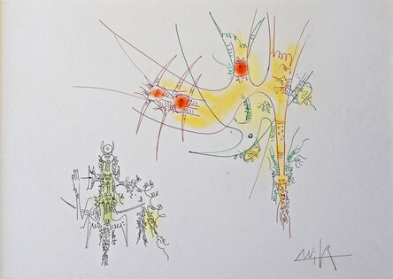 Wifredo Lam, 'UNTITLED', ca. 1961