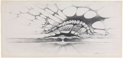 Lee Bontecou, 'Untitled', 1975