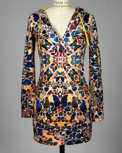 Damien Hirst, 'Limited Edition Butterfly Print Hoodie', 2008