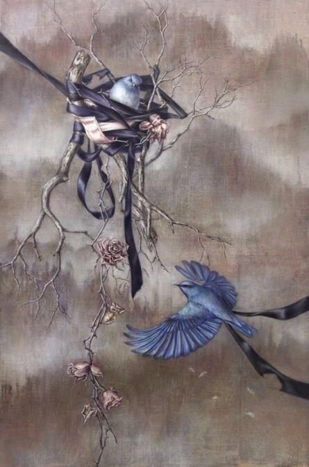 Han-Ting Tsai 蔡函庭, 'Nest 幸福的青鳥 VIII:巢', 2018
