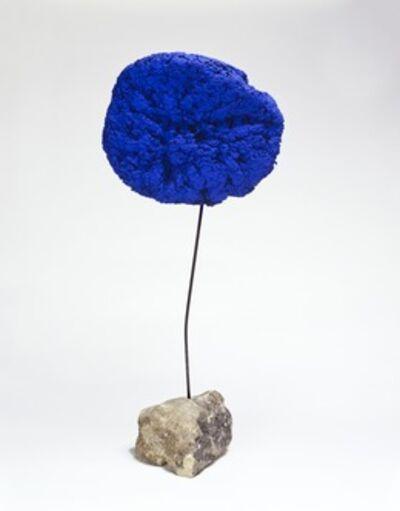 Yves Klein, 'Éponge (SE180) (Sponge [SE180])', 1957