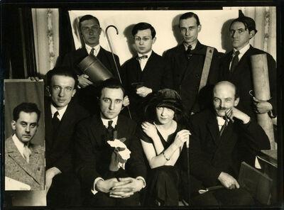 Man Ray, 'Dada Group', 1921-1922