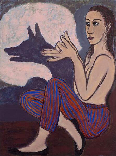 Eileen Cooper, 'Shadow Fox', 2012
