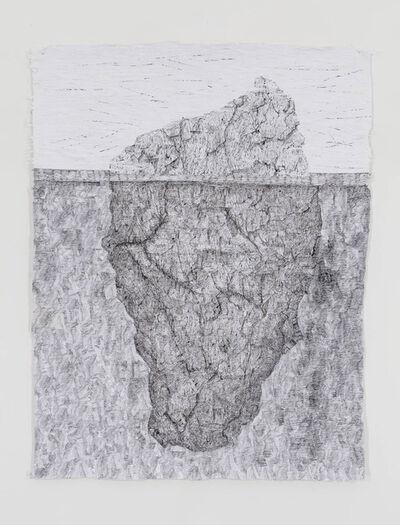 Blane De St. Croix, 'Dark Ice', 2014
