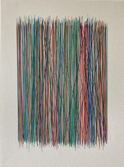 Hideyo Okamura, 'Lines #5', 2020