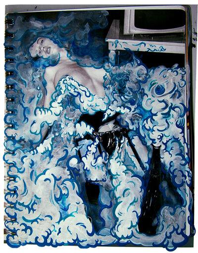 Yi-Hsin Tzeng, 'Blue Bubble Girl', 2011