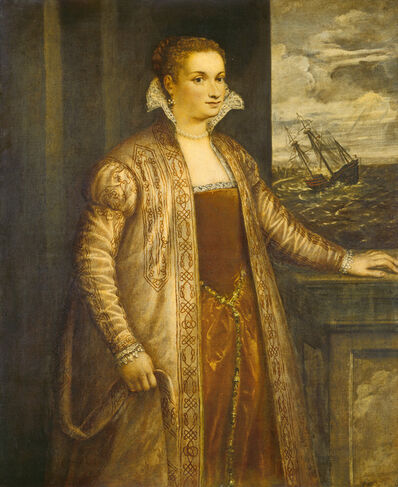 Follower of Titian, 'Emilia di Spilimbergo', ca. 1560