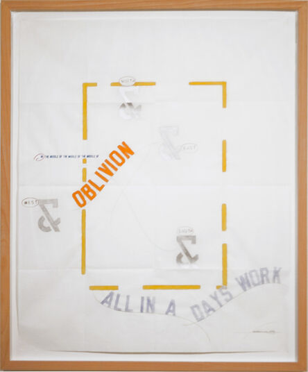 """Lawrence Weiner, '""""Untitled""""', 2009"""