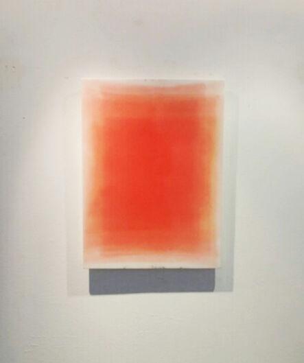 Taek Sang Kim, 'Breath hue-gently softly', 2013