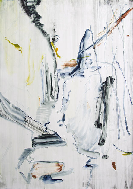 Calum McClure, 'Abstract Waterfall'
