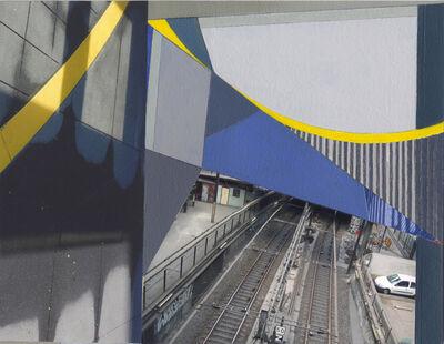 Mary Lum, 'Bridge', 2014