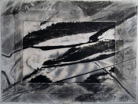 Saman Genshin, 'Hokkaido Hadiograph #2', 2020