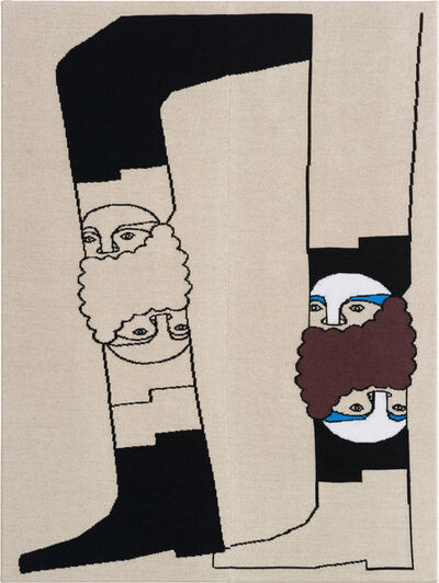 Renee So, 'Boots II', 2016